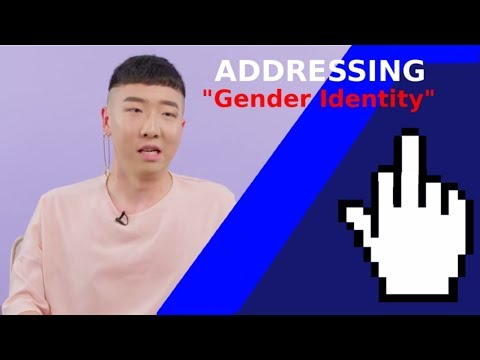 "Addressing ""Gender Identity"""