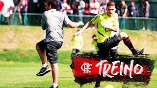 Treino do Flamengo - 03/07/2019