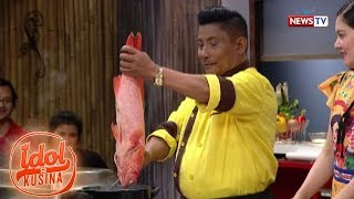 Idol sa Kusina: Steamed Fish with Garlic and Bokchoy