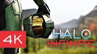 4K Halo: Infinite E3 Cinematic Trailer