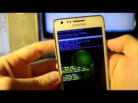 Как полностью отформатировать телефон на андроиде