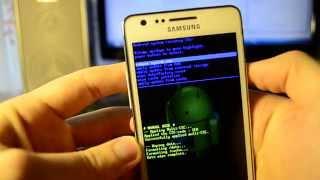 Сброс андроида до заводских настроек - Samsung Galaxy S2(Отблагодарить за помощь: https://money.yandex.ru/to/410011691945643/100 Подробнее тут: ..., 2014-10-01T11:49:34.000Z)