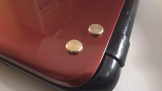 LAPTOP Broken Hinges $2 repair fix Screen Arm DIY 🔩 🔧 ➤ ACER ASUS Lenovo HP Toshiba SONY DELL