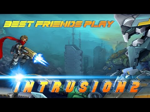 Best Friends Play Intrusion 2
