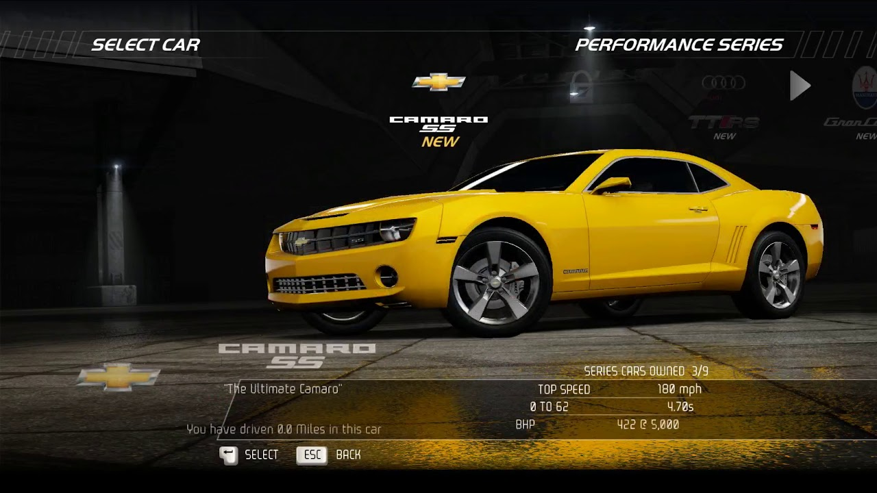 nfs hot pursuit 5