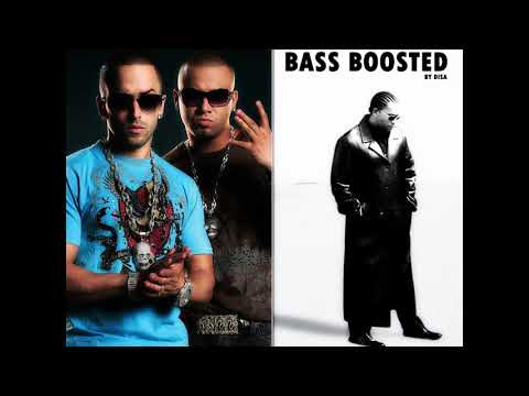 My space  Don omar Ft. Wisin y Yandel (Bass Boosted)