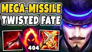 WTF!?! TWISTED FATE CAN ONE-SHOT ANYONE ACROSS THE MAP?!? THIS ISN'T FAIR RIOT! - League of Legends