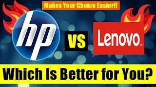 Hp vs Lenovo (Which is better, Ultimate Fight) Small detailed report 2018 | Karan Soni