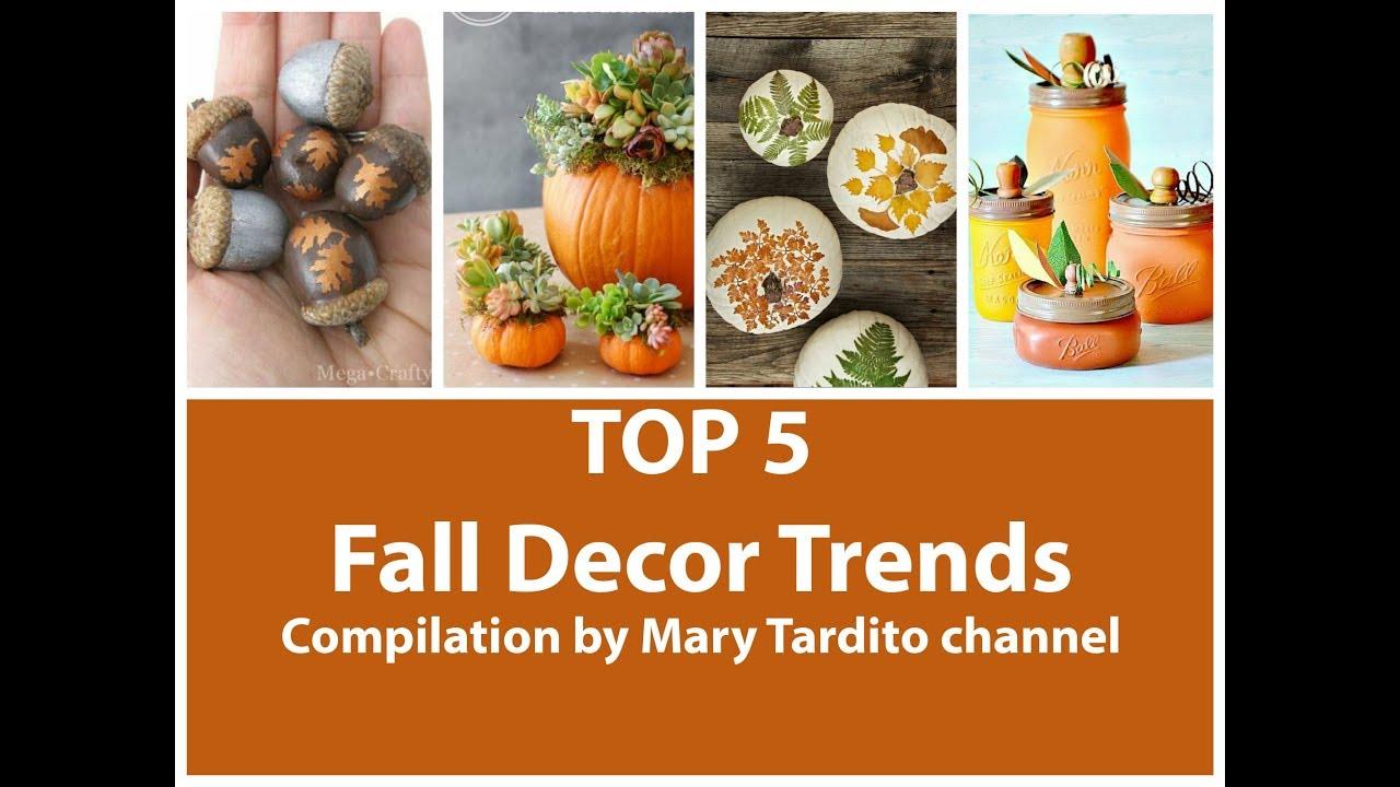 top 5 fall decor trends u2013 2017 autumn decor trends u2013 fall