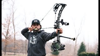 MATHEWS VXR 31.5 BOW BUILD