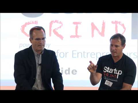 Mike Grabham, Startup Grind Eastside w/ Mark Mader, CEO, Smartsheet