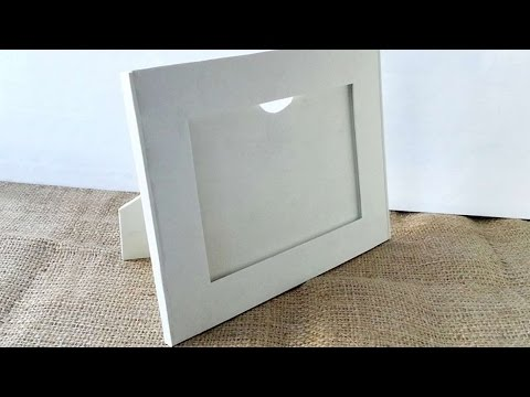 How To Create Photo Frame From Foam Board - DIY Crafts Tutorial - Guidecentral