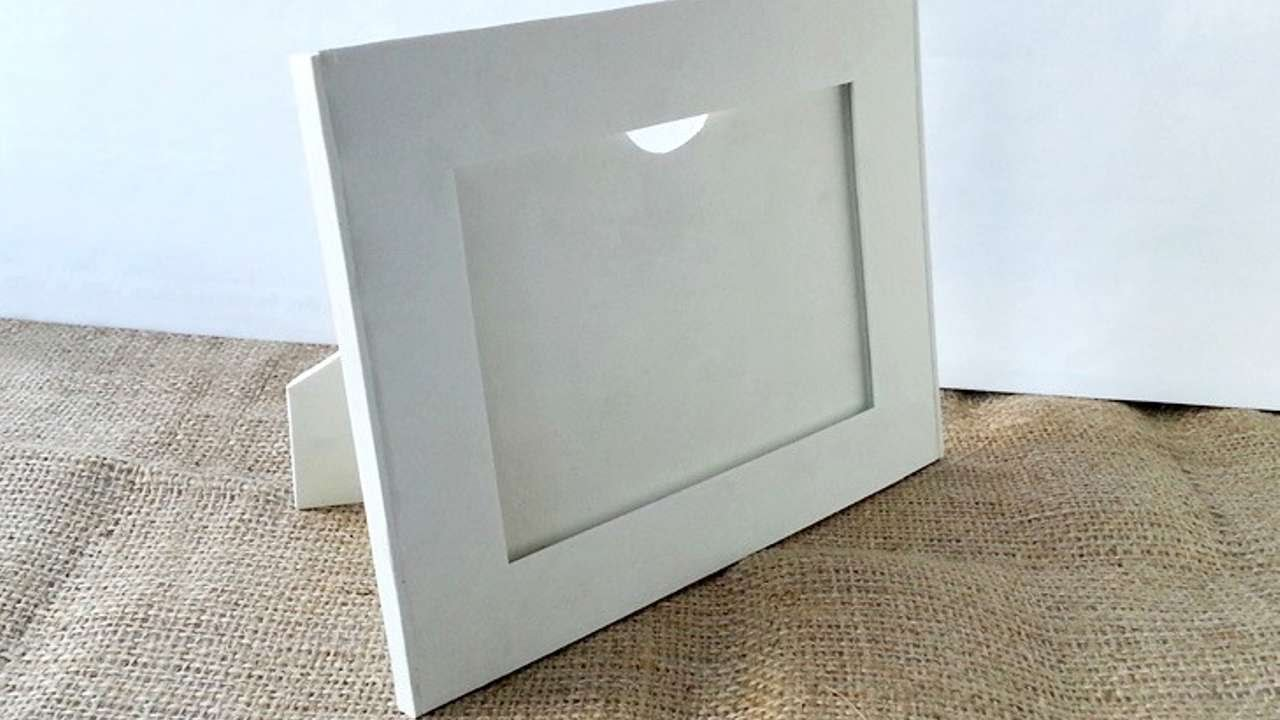 How To Create Photo Frame From Foam Board - DIY Crafts Tutorial ...