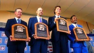 Baseball Hall of Fame Class of 2015