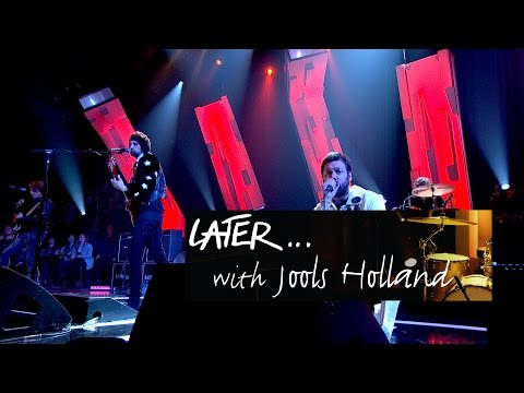 Kasabian - You're In Love With A Psycho - Later... with Jools Holland - BBC Two