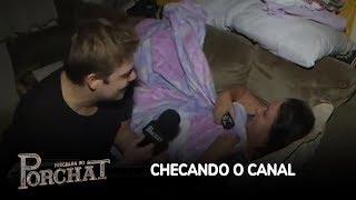 CHECANDO O CANAL   BUTANTÃ (SP)