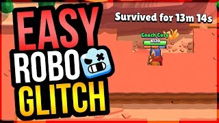 Easy MAX TIME Glitch in Robo Rumble! Max Tokens Every Game!