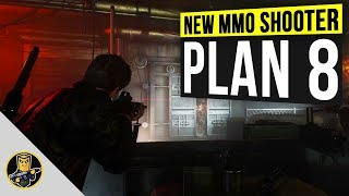 This NEW Open World Shooter MMO Looks Incredible! - Plan 8 (Developed by Pearl Abyss)