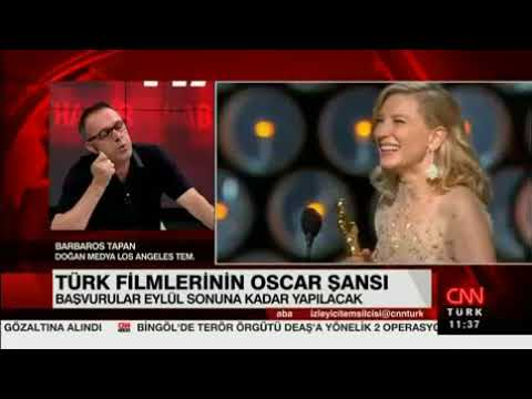 1st Annual Hollywood Turkish Film Festival on CNN TURK News.