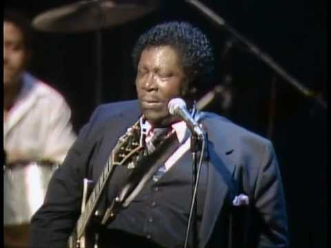 BB King - 06 Love Me Tender [Live At Nick's 1983] HD