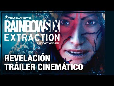 Rainbow Six Extraction - Revelación Tráiler Cinemático   #UbiForward   Ubisoft LATAM