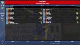 Liverpool FC Premier League 03/04 Season Review - Championship Manager 03/04