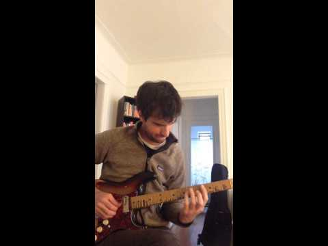 Blake Mills solo - Jon Paul Cover