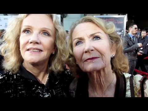 Hayley and Juliet Mills at TCM Classic Film Festival's Opening Night