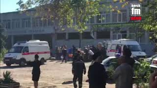 Взрыв в техникуме Керчи - 2 часть