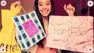 Spring Haul 2014! TOPSHOP, F21, AEO, Pacsun, & More! Thumbnail