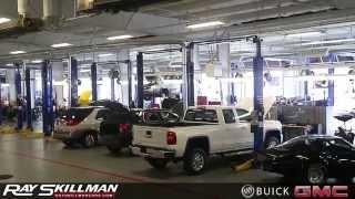 Ray Skillman Buick GMC South - Service Center