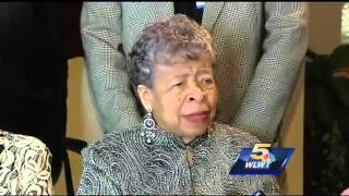 Couples married more than 50 years celebrate on Sweetest Day