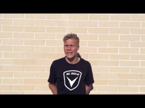 ACOTV - Rönkän jälkipelit FC Jazz - AC Oulu 9.7.2016