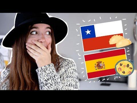 25 COSAS DE CHILE QUE SORPRENDERÍAN A UN ESPAÑOL| Atrapatusueño