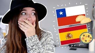 25 COSAS DE CHILE QUE SORPRENDERÍAN A UN ESPAÑOL