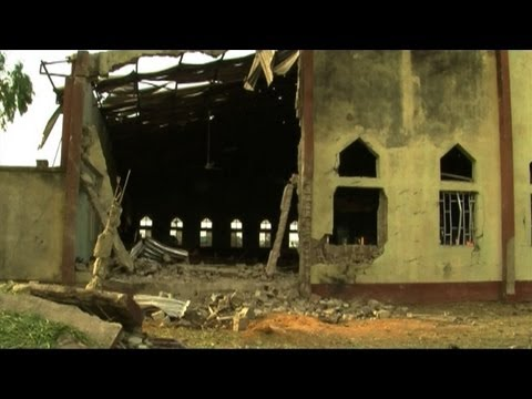 Nigeria church bombing survivor recalls attack