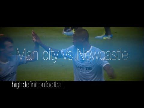 Man City vs Newcastle Utd ● HD ● 720P ● Impact of Manuel Pellegrini