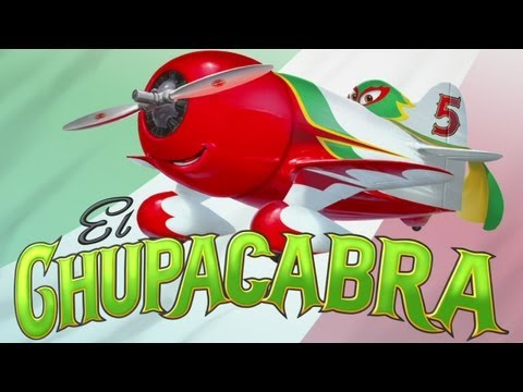 Meet El Chupacabra - Disney's Planes