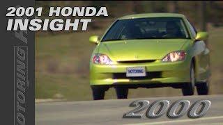 The 2001 Honda Insight - Throwback Thursday