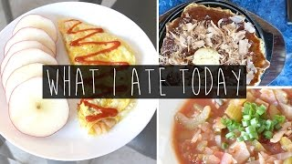 Healthy Eating meals | What I Ate Today | Exams & Recipes! | Eva Chung