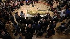 In New York aufgetaucht: Gestohlener Sarkophag ist zurück in Ägypten