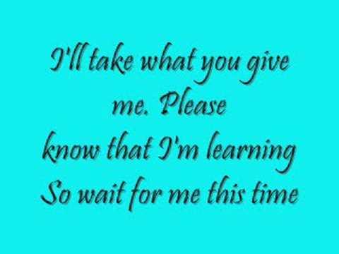 Time by Chantel Kreviazuk w/ lyrics