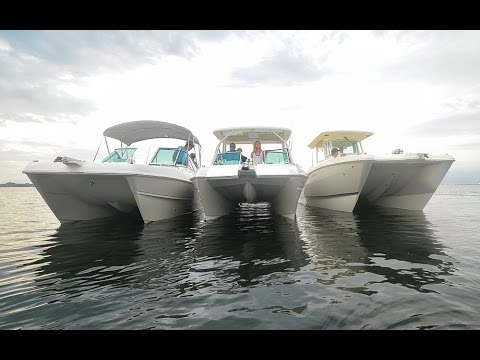 Florida Sportsman Best Boat - Cats Of All Types