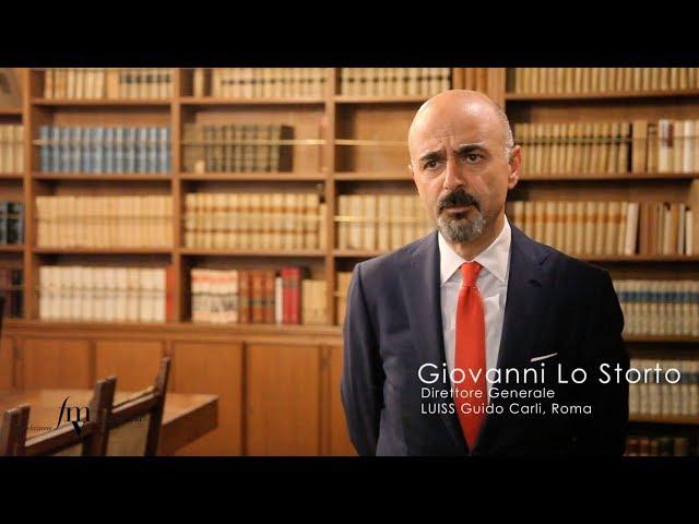 Giovanni Lo Storto - Cambiamento ed Education