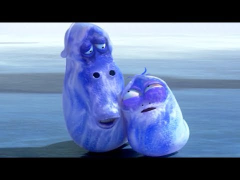 LARVA - ICE IN NEW YORK | Cartoon Movie | Cartoons For Child