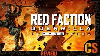 RED FACTION GUERRILLA RE-MARS-TERED EDITION - REVIEW