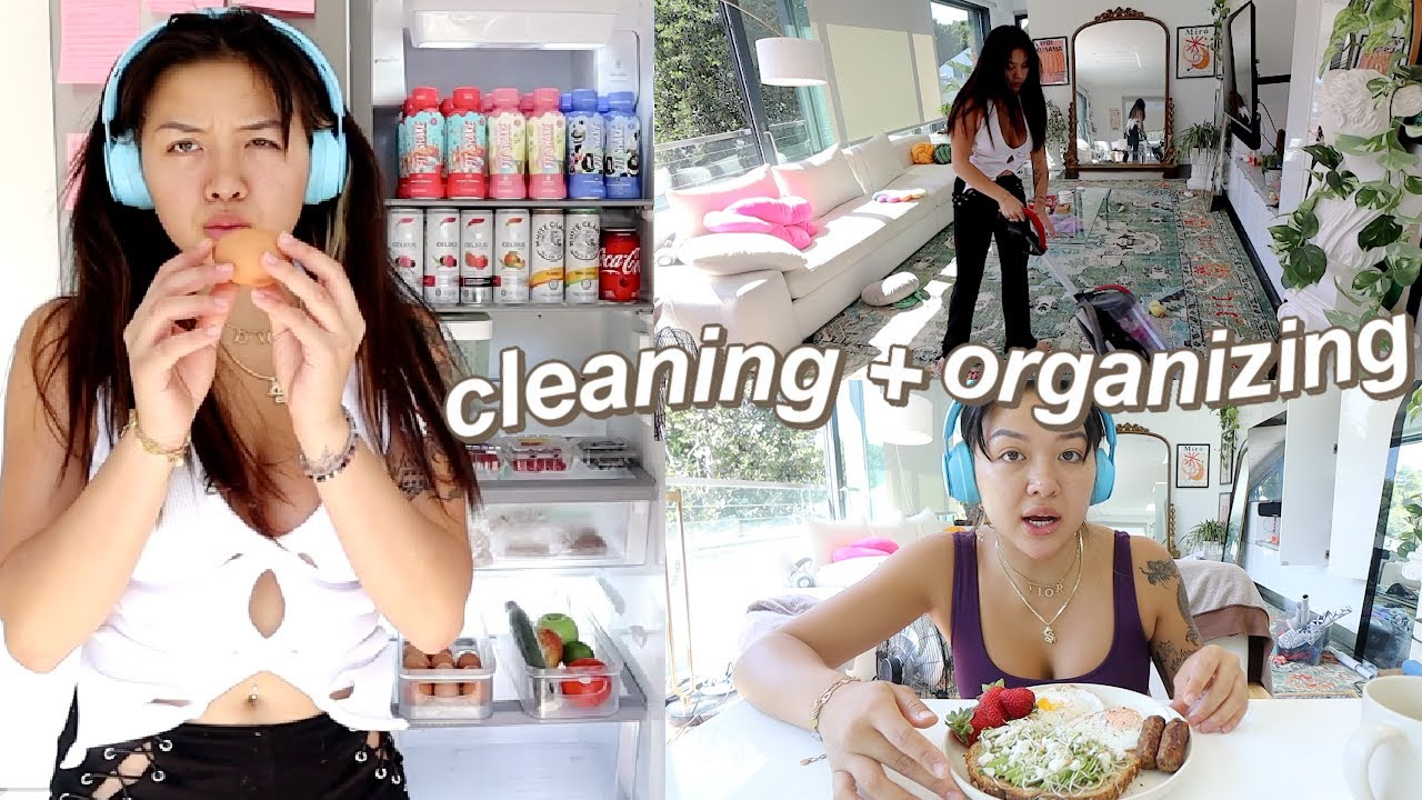 Download productive week in my life living in LA alone at 18 *healthy lifestyle*