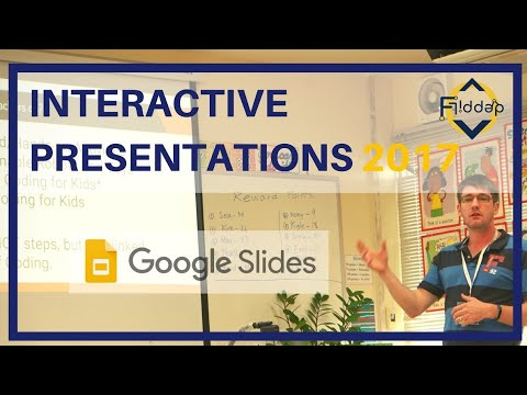Create your BEST Interactive Presentation UPDATED Video!