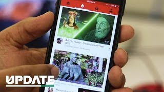 YouTube brings live streaming to its mobile apps (CNET Update)