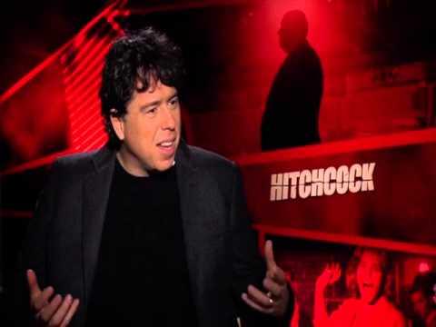 Sacha Gervasi - Hitchcock Interview!
